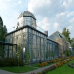 Orangery in Abinger Common, Surrey 5
