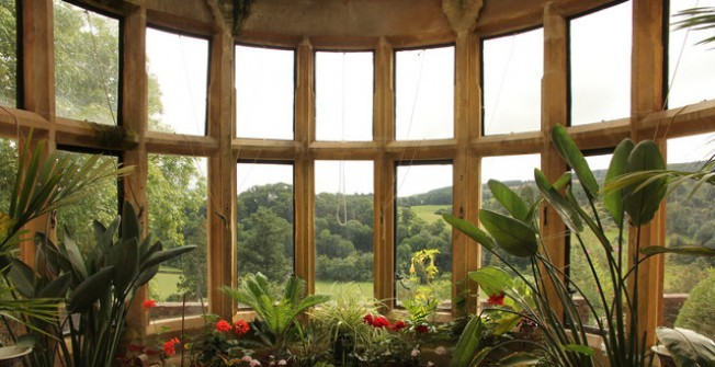 Conservatory Roof in Bringsty Common