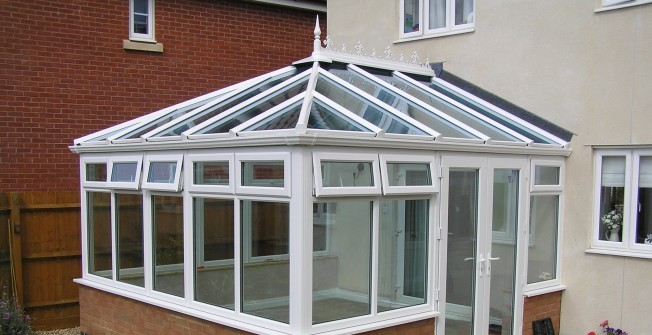 Conservatories in Aberlemno